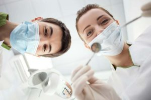 sedation dentists at work